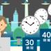 みなし残業制(固定残業制)で月30時間・40時間・50時間の場合の残業代計算方法
